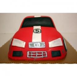 Car Shape Cake- 4 Kg