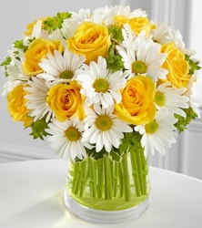 Roses N Gerbera Flower Bouquet