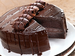 Chocolate Cake - 8 Inches