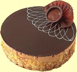 Chocolate Cake- 1/2 Kg - 1 Lbs