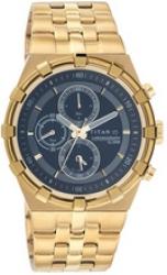 Titan Tycoon 1537 YMO2 Wrist Watch For Men