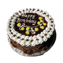 Five Star Black Forest  Cake -1 Kg
