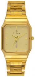 Titan 161 YM34 Gent's Watch