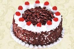 Black Forest Cake - 1/2 Kg