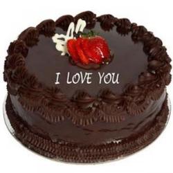 Five Star Chocolate Truffle Cake- 2 Kg