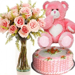 All Pink Combo Gift