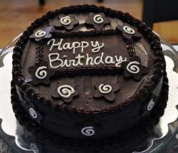 Eggless Chocolate Cake- 1Kg