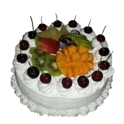 Fresh Fruit Cake- 1 Pound