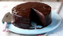 Chocolate Cake - 1/2 Kg
