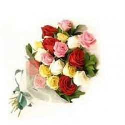 Multicolor Rose Bouquet