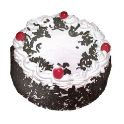Eggless Black Forest Cake - 1 Kg