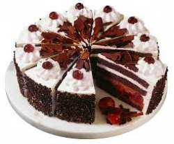 Black Forest Cake - 300 Grams