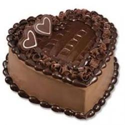 Heart Shape Cake - 2kg