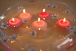 Set Of Floating Candles