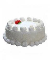 White Forest Cake - 3 Kg