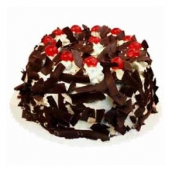 Black Forest Cake   1/2 Kg Or 1 Pound