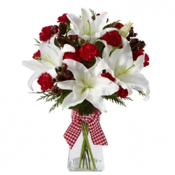 Easter gifts to bangalore cake delivery jasmine flowers stunning arrangement negle Gallery