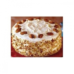 Butterscotch Cake  1 And 1/2 Kg Or 3 Pound