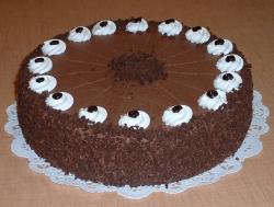 Chocolate Truffle Cake - 1/2 Kg Or 1 Pound