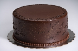 Chocolate Truffle Cake   1 And 1/2 Kg Or 3 Pound