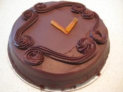 Chocolate Truffle Cake  2 Kg Or 4 Pound