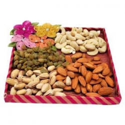 Mix Dry Fruit Box   1 Kg