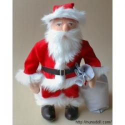 Santa Claus  6 Inch