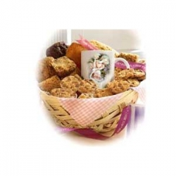 Basket Of  Cookies$ Nestle Coffee