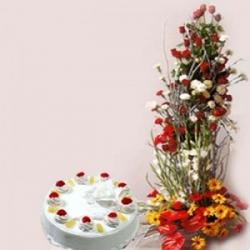 Valentine Special-700 Roses
