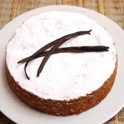 Vanilla Cake - 1 Kg Or 2 Pound