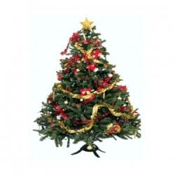 X Mas Tree 1 Feet