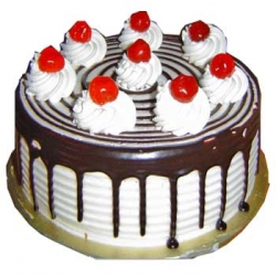 Eggless Black Forest Cake  2 Kg