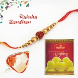 Adorable Rakhi Gift