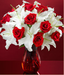 Classic Flower Arrangement -01