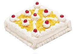 Pineapple Cake  2 Lbs