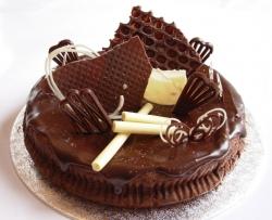 Chocolate  Cake  2 Lbs