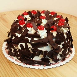 Black Forest Cake - 2lbs - 1 Kg