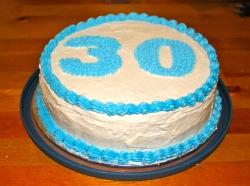 Eggless Vanilla Cake  - 2 Kg