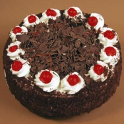 Black  Forest Cake - 4 Lbs-2 Kg