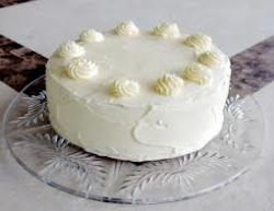Vanilla Cake- 1 Lbs- 1/2 Kg