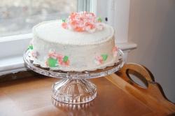 Vanilla Cake- 2 Lbs- 1 Kg