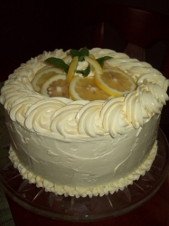 Vanilla Cake- 4 Lbs- 2 Kg
