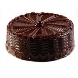 Chocolate Cake  10 Inches Or 2  Pound