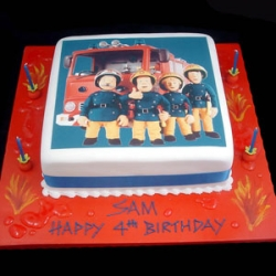 Photo Printed Cake  - 2 KG